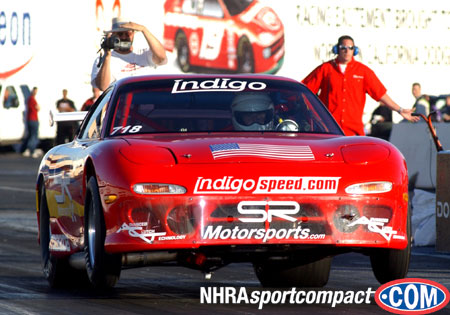 Mazda RX7 Racecar . Performance FD3S Parts
